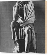 Greek Philosopher Wood Print by Photo Researchers