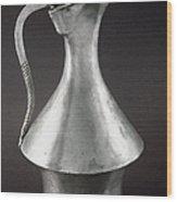 Greek Wine Jug, C325-350 B.c Wood Print