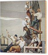 Gropper: Dam, 1939 Wood Print