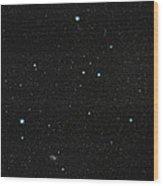 Grus Constellation Wood Print by Eckhard Slawik