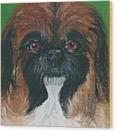 Gucci The Peke Wood Print