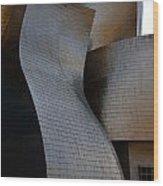 Guggenheim Museum Bilbao - 1 Wood Print