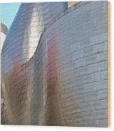 Guggenheim Museum Bilbao - 2 Wood Print
