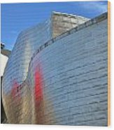 Guggenheim Museum Bilbao - 3 Wood Print