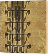 Guineveres Window Wood Print