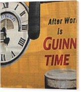 Guinness Beer 1 Wood Print