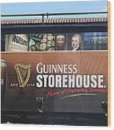 Guinness Storehouse Dublin - Ireland Wood Print