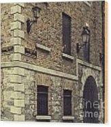 Guinness Storehouse Dublin Wood Print by Louise Fahy
