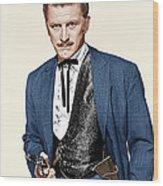 Gunfight At The O.k. Corral, Kirk Wood Print