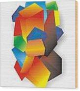 Gv010 Wood Print