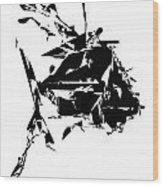 Gv089 Wood Print