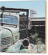 Hackberry Arizona Route 66 Wood Print