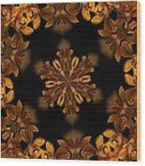 Hali Wood Print