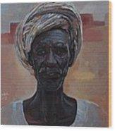 Hamad Abbas Wood Print