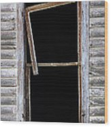 Hanging Loose Wood Print