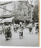 Hanoi Wood Print
