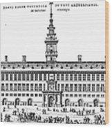Hanseatic League, 1563 Wood Print