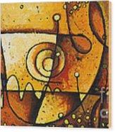 Harmonious Spectrum 2 Wood Print