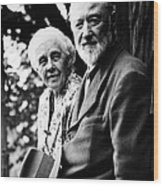 Harmony And Charles Ives At West Wood Print