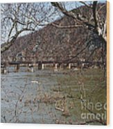 Harpers Ferry 3 Wood Print