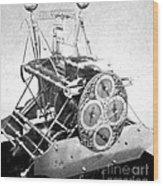 Harrisons First Marine Timekeeper Wood Print