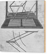 Hawkins Polygraph, 1803 Wood Print