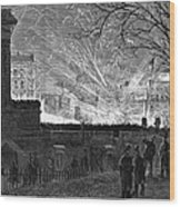 Hayes Inauguration, 1877 Wood Print by Granger