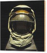 Head Of Apollo Wood Print