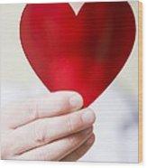 Heart Health Wood Print
