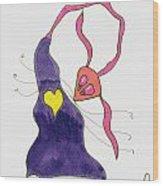 Heart's Delight Wood Print