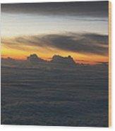Heaven Bound Wood Print