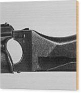 Heckler & Koch Pistol Wood Print