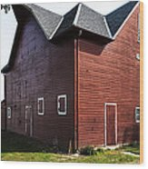 Heflin Barn Wood Print