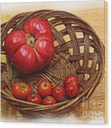 Heirloom Wood Print