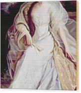 Helen Taft 1861-1943, First Lady Wood Print