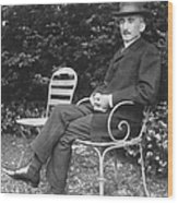 Henri Bergson (1859-1941) Wood Print