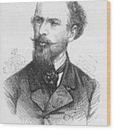 Henri Mouhot (1826-1861) Wood Print