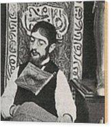 Henri Toulouse-lautrec Wood Print