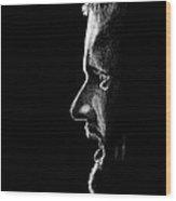 Henrik Sedin Wood Print
