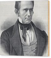 Henry Clay 1777-1852. Commemorative Wood Print