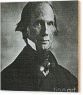 Henry Clay Sr., American Politician Wood Print