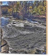 Henry Ford Estate Waterway Dearborn Mi Wood Print