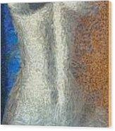 Her Figure 1 Wood Print