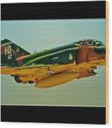 Heritage F-4 Phantom Wood Print