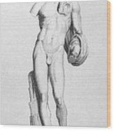 Hermes/mercury Wood Print