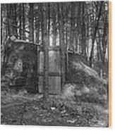 Hermits Hut, 1922 Wood Print