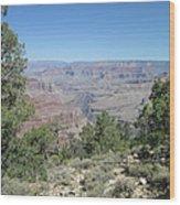 Hermits Rest Grand Canyon Wood Print