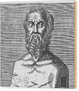 Herodotus Wood Print