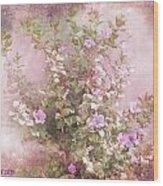 Hibiscus The Flower Of Pride Wood Print