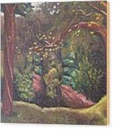 Highland Park 2 Wood Print